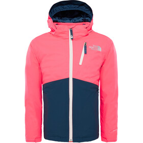 The North Face Snowdrift Chaqueta Niños, rocket red